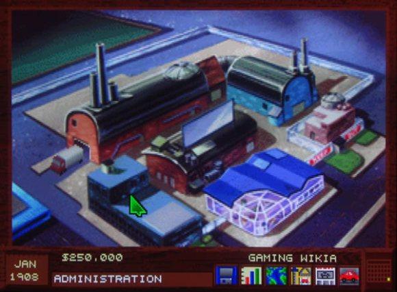 Detroit / 1993 / Impressions Games / Sierra On-Line, Inc.
